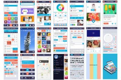 App-UI-PSD-Kit