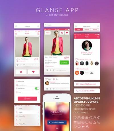 Glanse-UI-KIT